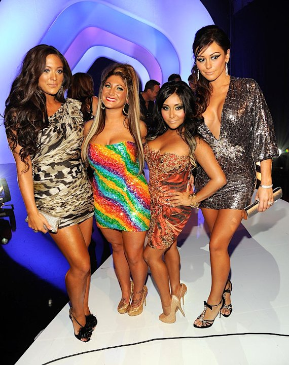 Jersey Shore MTV Vmas
