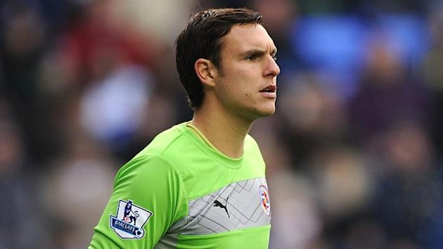 Alex McCarthy, Reading goalkeeper (PA Photos)
