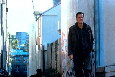 Geoffrey Rush as John in Lions Gate's Lantana