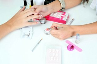 Why manicure lamps could be putting you at risk.