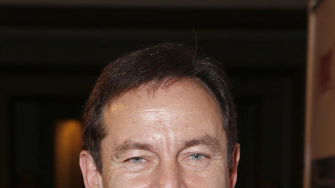Jason Isaacs attends A New Way of Life Reentry Project 14th Annual Fundraising Gala on Sunday December 9, 2012 in Los Angeles, California.  (Photo by Todd Williamson/Invision/AP Images)
