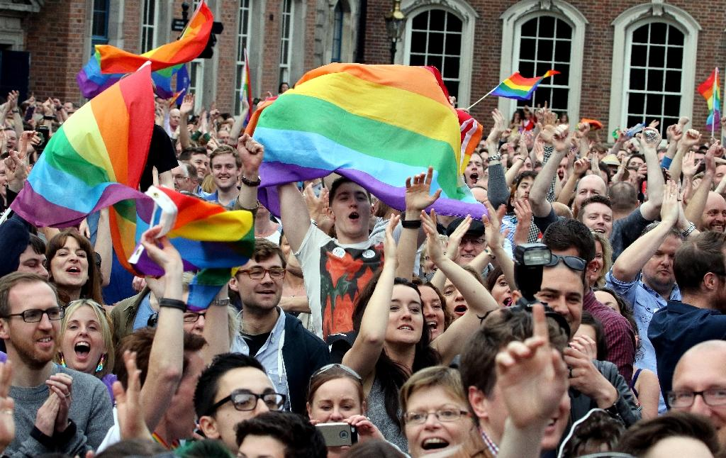 Church reels after Ireland's huge 'Yes' to gay marriage
