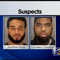 Carjacking Murder Suspects In Police Custody, Arraigned