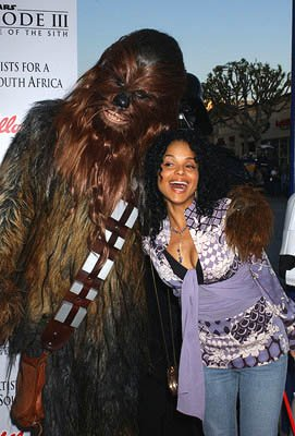 Premiere: Victoria Rowell at the LA premiere of 20th Century Fox's Star Wars: Episode III - Revenge of the Sith - 5/12/2005