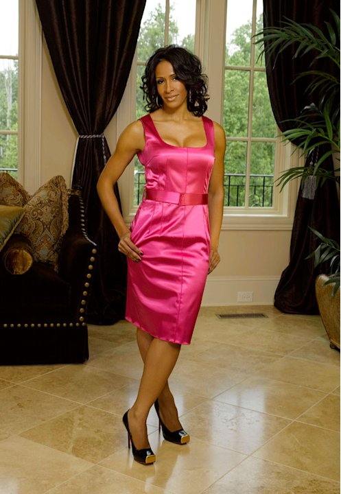 Sheree Whitfield of The Real Housewives of Atlanta.