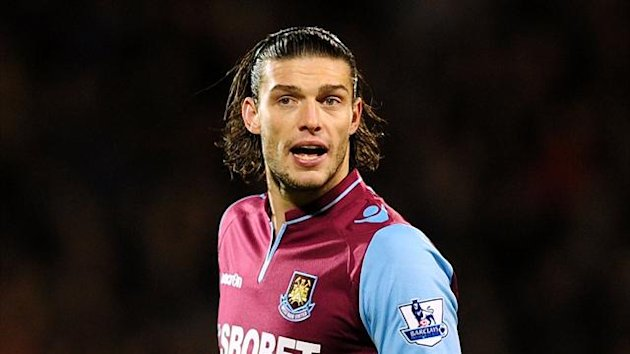 Andy Carroll, West Ham United (PA)