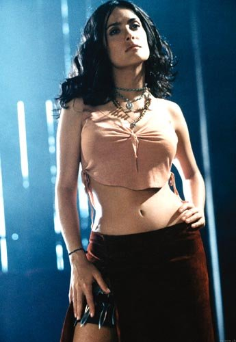 Salma Hayek in Columbia's Once Upon a Time in Mexico