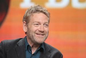 Kenneth Branagh Is Now 'Sir Kenneth Branagh'