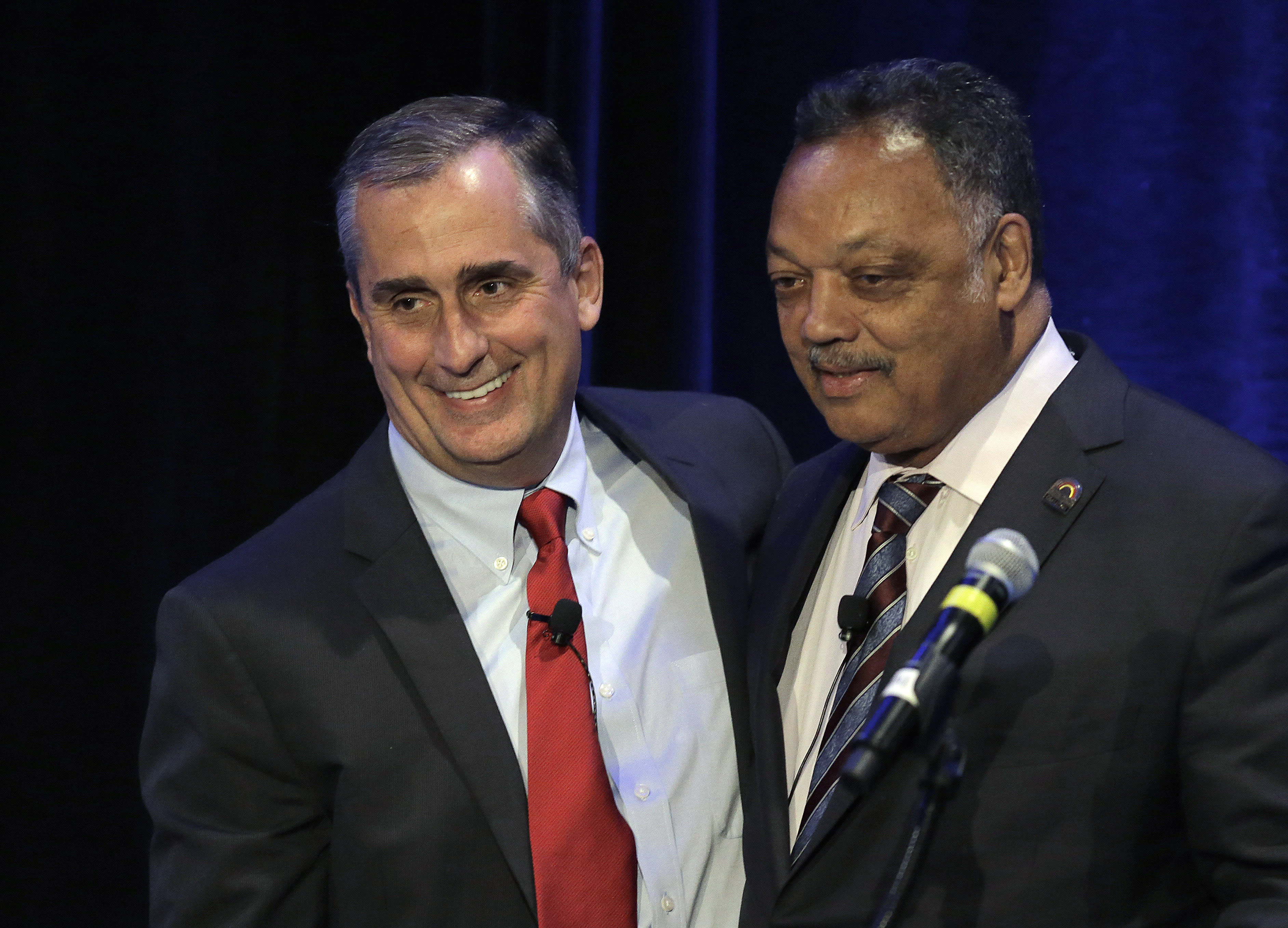 Jesse Jackson keeps pressure on Silicon Valley to diversify