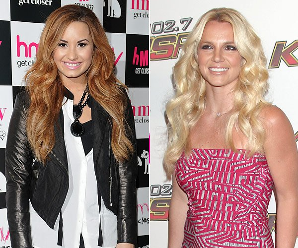 Demi Lovato & Britney Spears: Confirmed As 'X Factor' Judges
