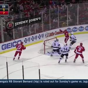 Los Angeles Kings at Detroit Red Wings - 10/31/2014