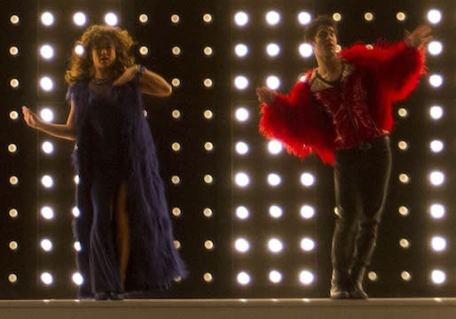 Hot Glee Video: New Directions Covers 'Diva'