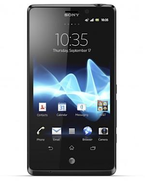 AT&T, Sony unveil the Sony Xperia TL, the 'official James Bond smartphone'