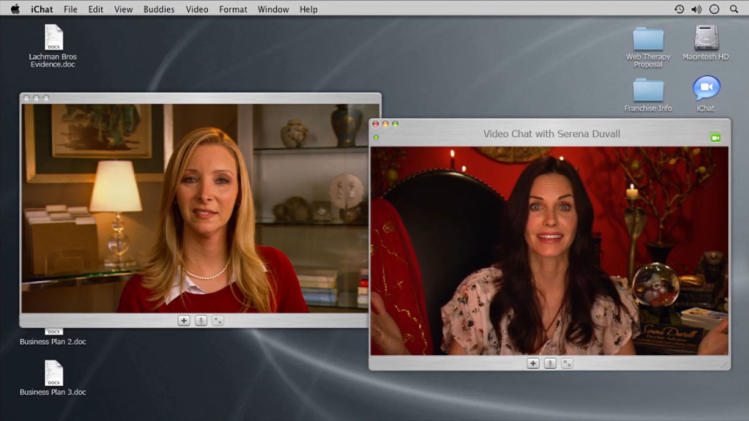 Web Therapy - Courteney Cox