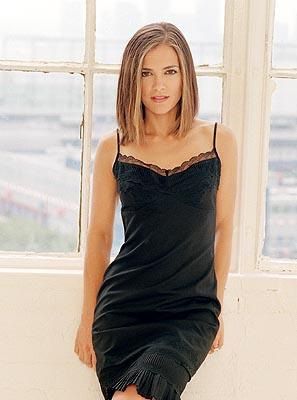 "Rebecca Budig as Greenlee ABC's ""All My Children"""