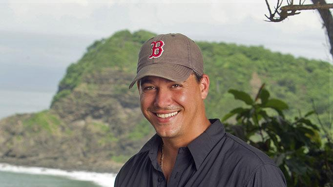 "Rob Mariano, currently living in Pensacola, FL, previously seen on ""Survivor: Marquesas"", ""Survivor: All-Stars"" and ""Survivor: Heroes vs. Villians"", is one of two former survivors returning to seek redemption this season on ""Survivor: Redemption Island ."""