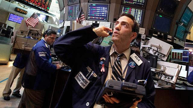 Stocks Suffer Year's Worst Day on Jobs Report