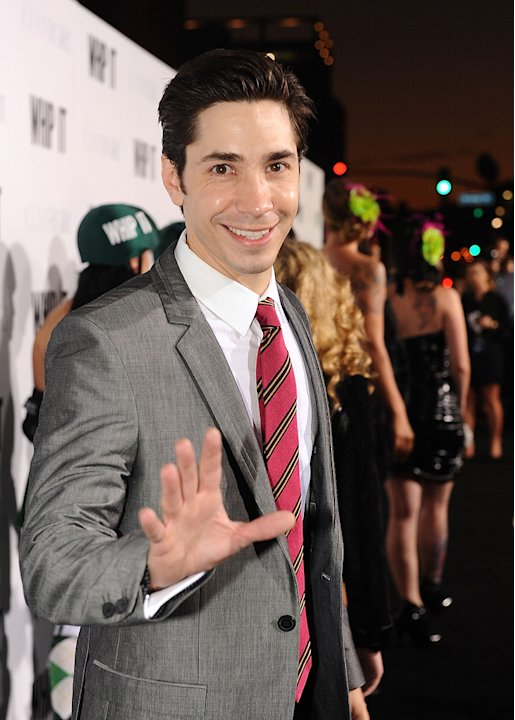 Whip It LA Premiere 2009 Justin Long