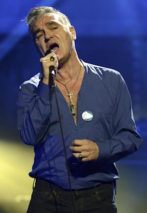 Morrissey Pulls Autobiography Three Days Before Publication