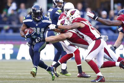 'Sunday Night Football,' Seahawks vs. Cardinals 2014: NFC West title up for grabs in primetime