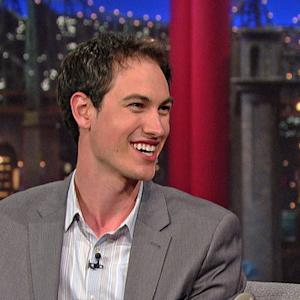 Joey Logano on Winning the Daytona 500 - David Letterman