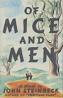 """Of Mice and Men"" by John Steinbeck"
