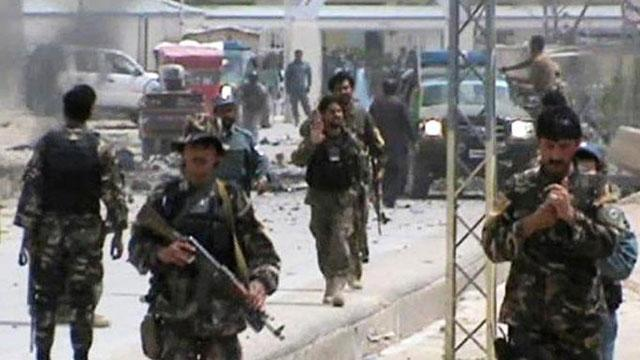 Six Americans Killed in Afghanistan in Separate Attacks