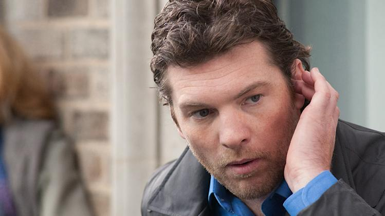 Man on a Ledge 2012 Summit Entertainment Sam Worthington