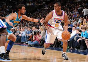 Afflalo scores 28 in Nuggets' win over New Orleans