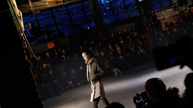 Y-3 AW13 Show Mercedes-Benz Fashion Week - Atmosphere