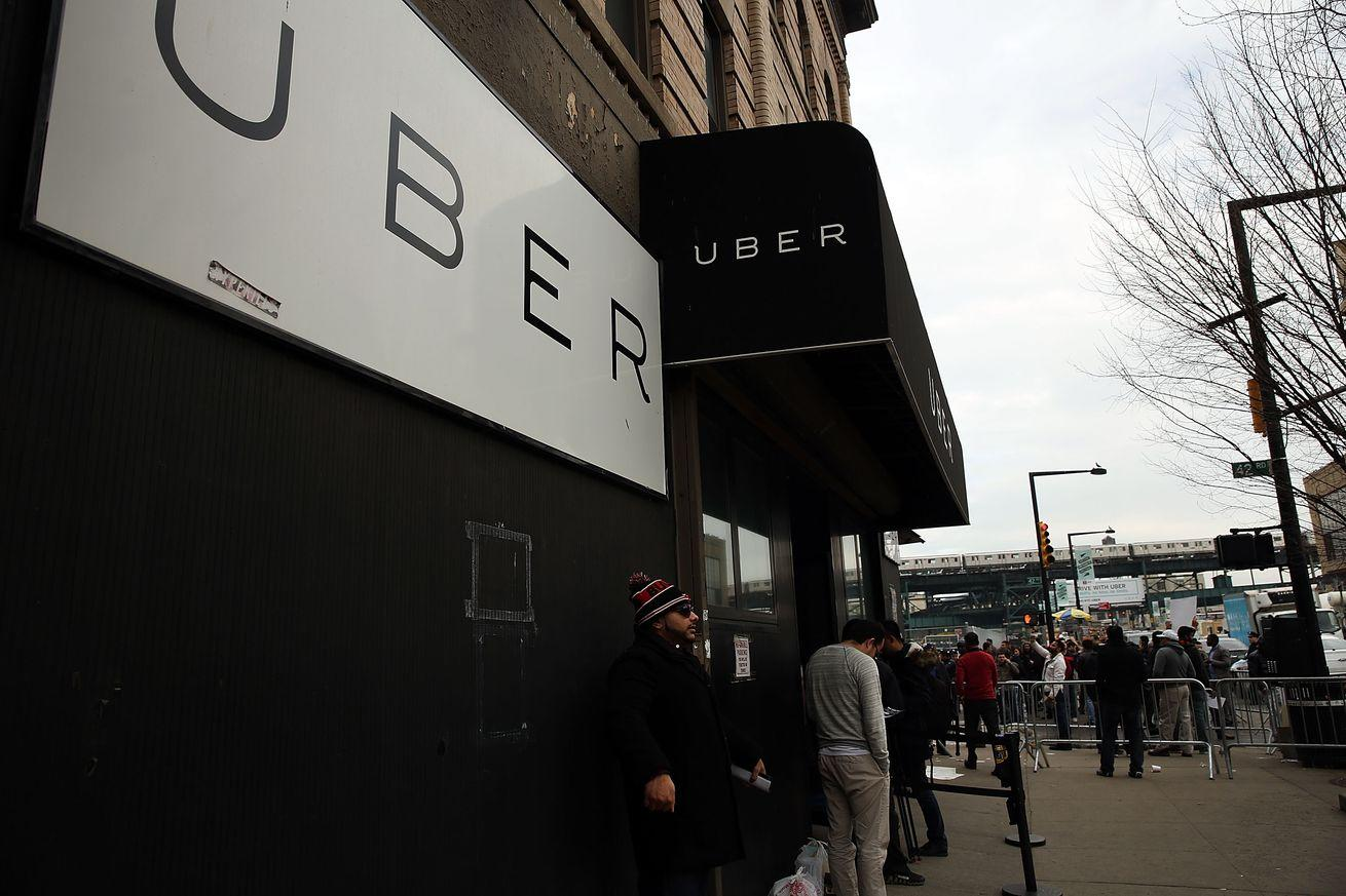 Uber limits drivers in NYC to 12 hour shifts