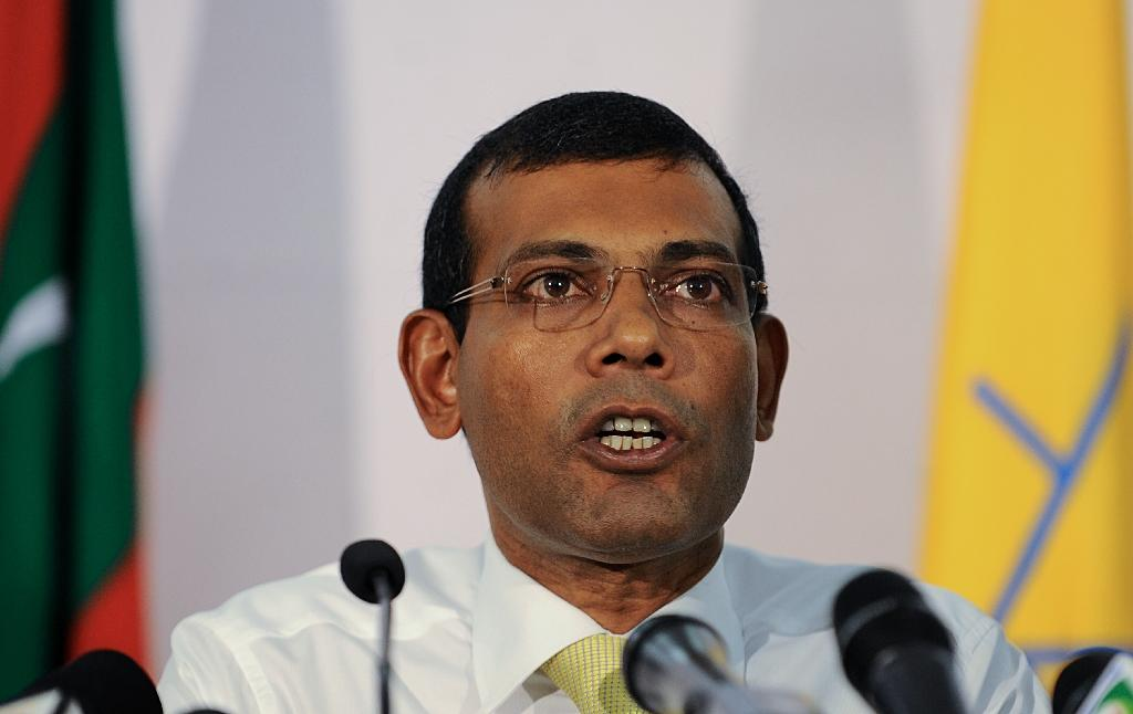 US urges Maldives to free jailed ex-leader