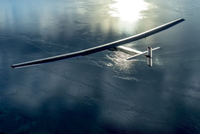 Solar Impulse 2 forced to land during record-breaking attempt