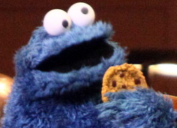 Cookie Monster to Teach Kids Self-Control