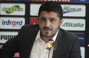 Gattuso eyes Milan hot seat