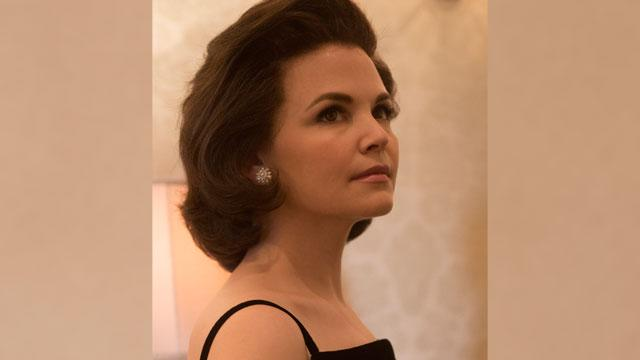 First Look: Ginnifer Goodwin as Jacqueline Kennedy