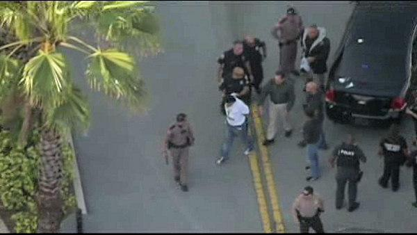 Florida police capture taxi thief after high speed chase