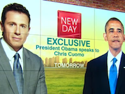 President Obama to Sit Down With CNN 'New Day's' Chris Cuomo