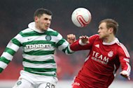Mark Reynolds, right, hopes Aberdeen can defeat Kilmarnock ahead of the international break