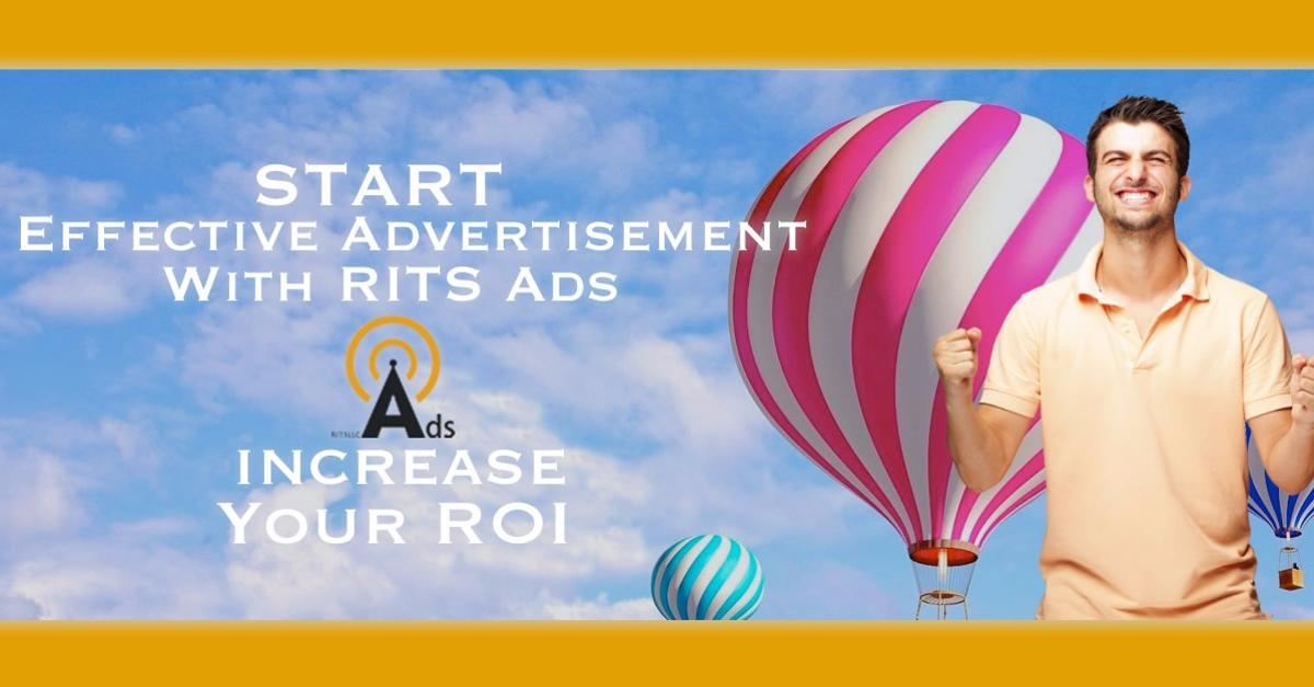 Effective Advertisement with RITS Ads