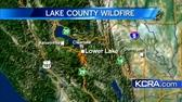 Fire crews stop Lake County fire from growing