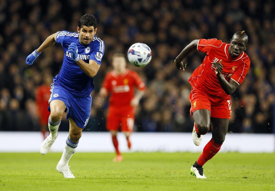 Column: Blend of good, bad is box office in Chelsea's Costa