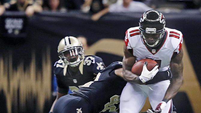 Falcons hoping for 0-0 fresh start in playoffs