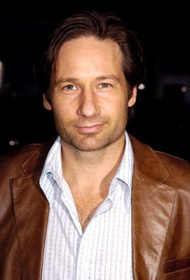 Premiere: David Duchovny at the Hollywood premiere of Universal Pictures' Friday Night Lights - 10/6/2004
