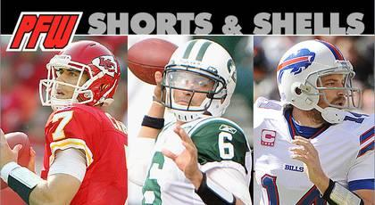 Three teams have to face facts at quarterback
