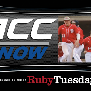 NC State Hits Two Walk-Off Homers In One Day | ACC Now