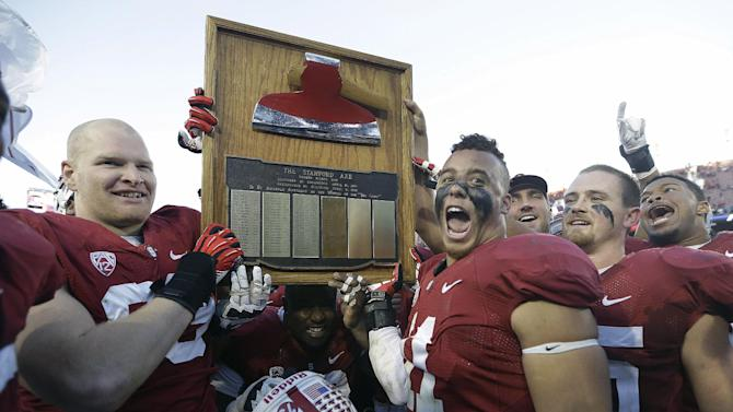 Stanford retakes control of Pac-12 North