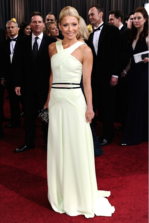 2012 Oscar Arrivals Kelly Ripa