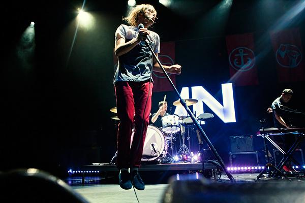 AWOLNATION Rage Hard at Los Angeles Hometown Gig