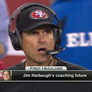 Michigan officials believe Harbaugh will be next coach
